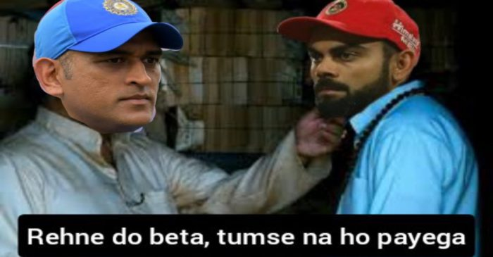 Fans troll Virat Kohli for his captaincy after India's another loss in ICC event