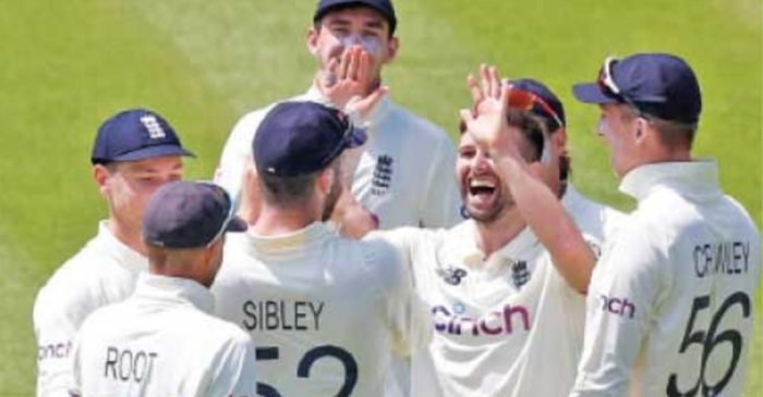 Mark Wood and Rory Burns shine as England dominate Day 2 of Lord's Test