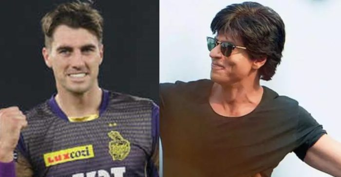"""""""I had no idea who he was"""": Pat Cummins recalls his first meeting with Shah Rukh Khan"""