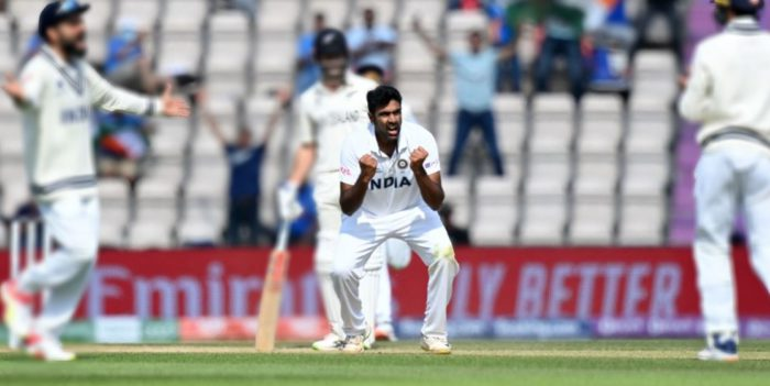 India's Ravichandran Ashwin becomes the highest wicket-taker in World Test Championship