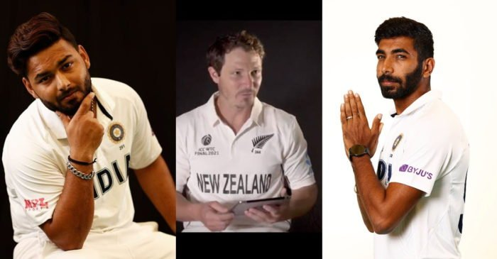 IND vs NZ, WTC Final: Rishabh Pant, Jasprit Bumrah, BJ Watling and others reveal their favourite Test players