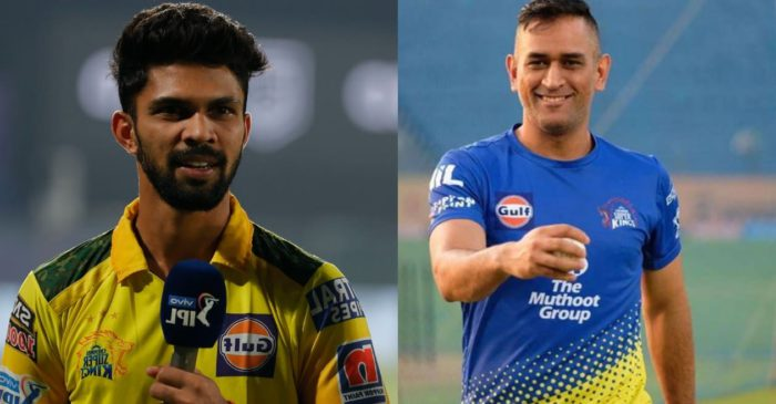 Ruturaj Gaikwad reminiscences MS Dhoni's golden words after getting maiden India call-up for Sri Lanka tour