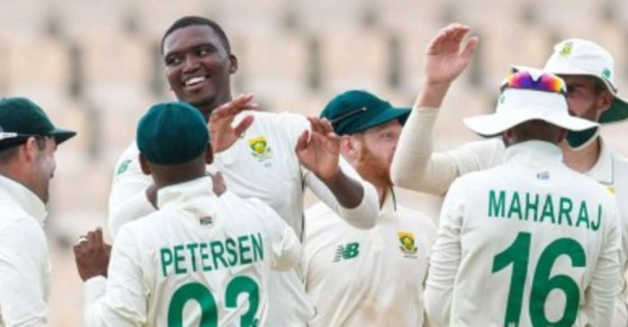 WI vs SA, 2nd Test: South Africa bowlers send West Indies on backfoot
