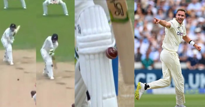 ENG vs NZ: WATCH – Stuart Broad outfoxes Tom Latham with a sensational delivery in Edgbaston Test
