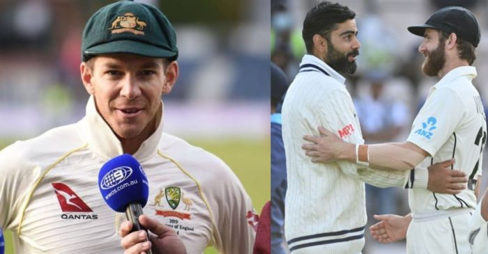 Tim Paine breaks silence on his India will 'comfortably' win the WTC final prediction