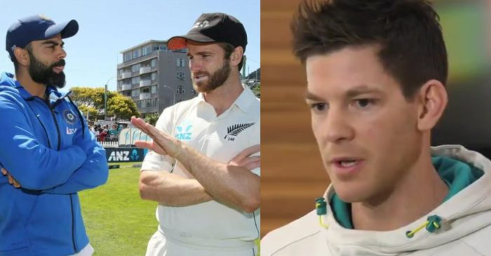 India or New Zealand? Tim Paine opines on which side could win the WTC final