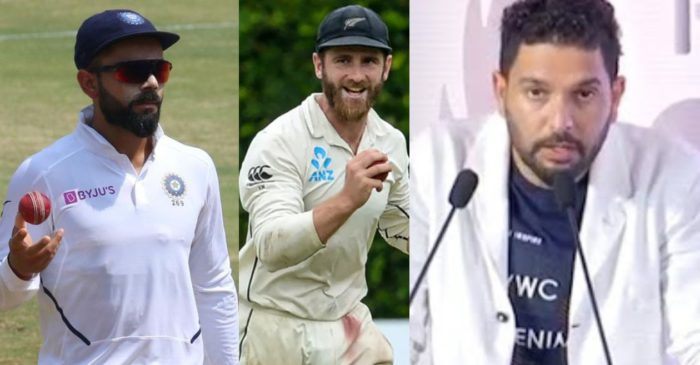Yuvraj Singh names the team which could have an advantage in the WTC final and why
