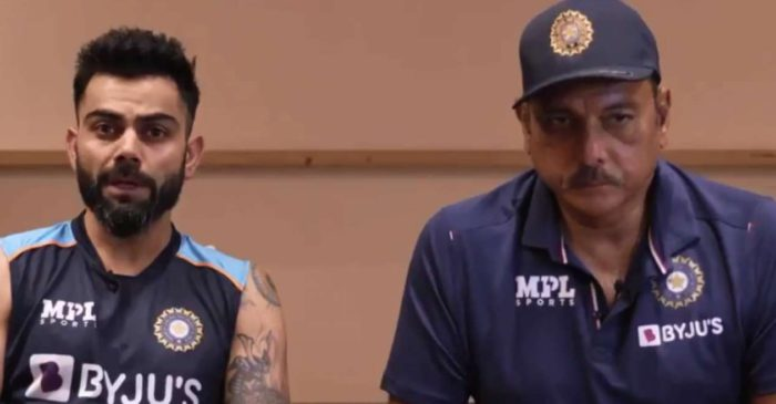 """""""We will get Lala and Siraj to bowl round the wicket"""": Virat Kohli's private audio chat released"""