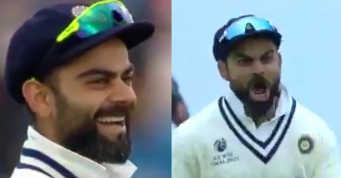 VIDEO: ICC shares Virat Kohli's numerous expressions during the WTC final against New Zealand