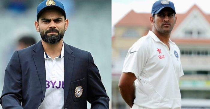 Virat Kohli leapfrogs MS Dhoni to become most capped Indian captain in Test cricket