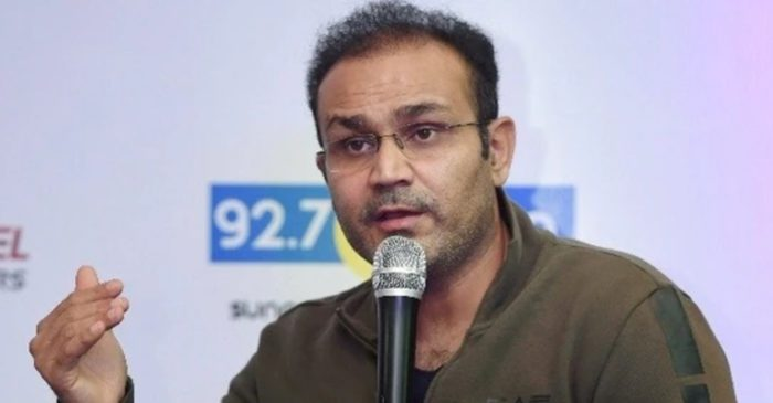 Virender Sehwag picks his ideal bowling combination for Team India ahead of the WTC final