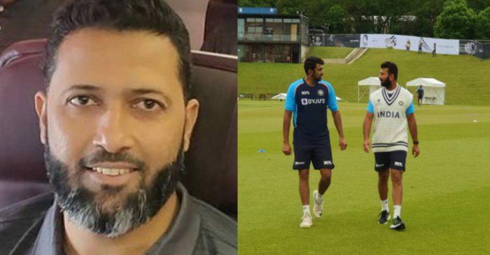 Ravichandran Ashwin shares a picture with Cheteshwar Pujara; Wasim Jaffer posts a hilarious comment