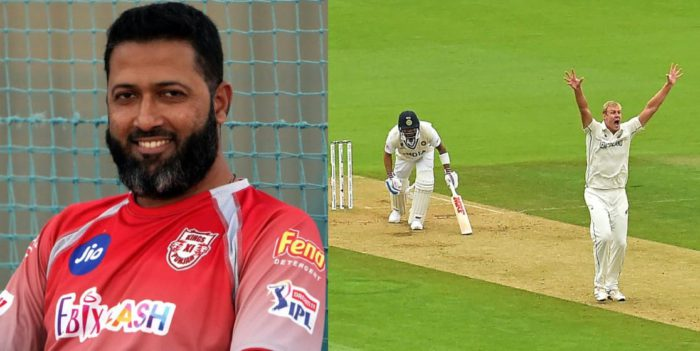 Wasim Jaffer shares a hilarious meme to describe Indian batters' struggle against swing in WTC final