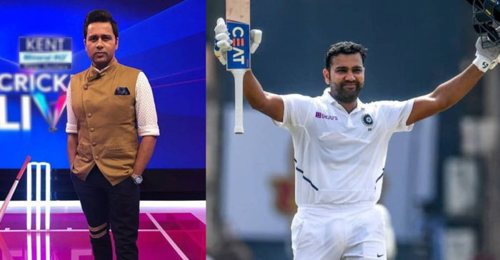Aakash Chopra details how Rohit Sharma cracked the opening code in Test matches