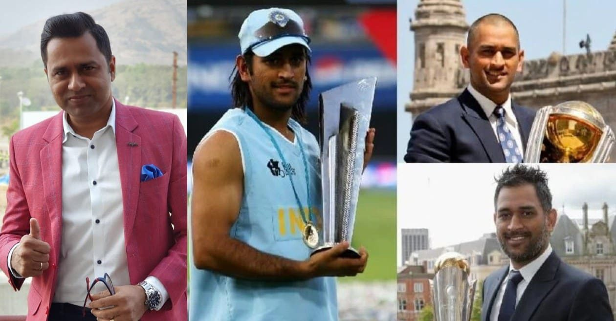 Aakash Chopra details why MS Dhoni was the most successful captain in the world