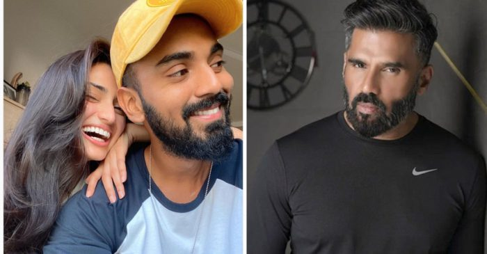 Suniel Shetty opens up on his daughter Athiya and KL Rahul's relationship status