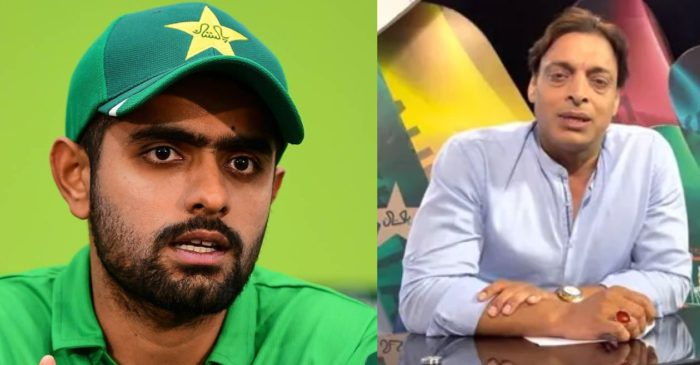 Babar Azam responds to Shoaib Akhtar's harsh comments after Pakistan's series defeat against England
