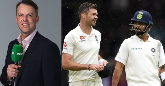 Virat Kohli vs James Anderson: Graeme Swann predicts who will win the epic battle in England-India Test series