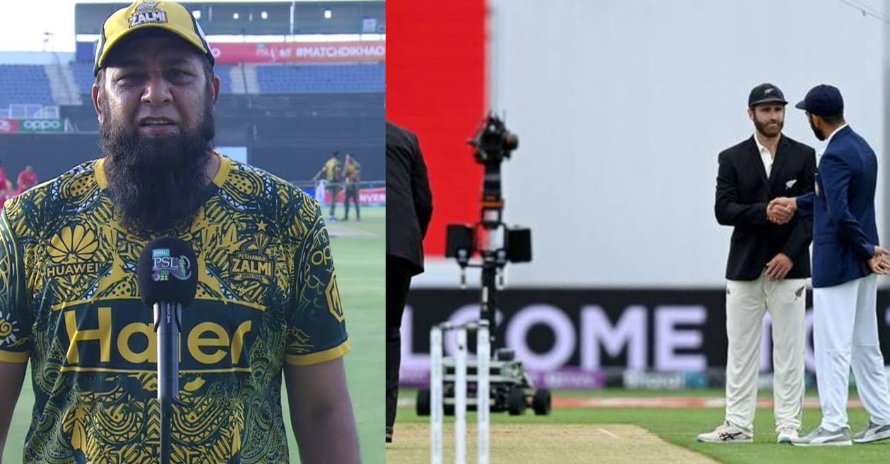 Pakistan legend Inzamam-ul-Haq slams the pitch used in WTC final between India and New Zealand
