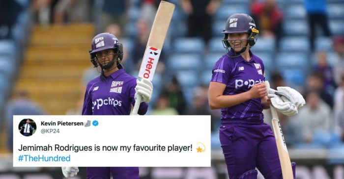 Twitter Reactions: Jemimah Rodrigues single-handedly powers Northern Superchargers to victory in The Hundred
