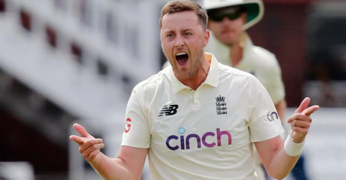 England pacer Ollie Robinson cleared to play cricket again; will be available for India Tests