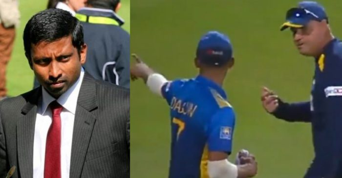 Mickey Arthur responds to Russel Arnold's comments on his heated conversation with Dasun Shanaka