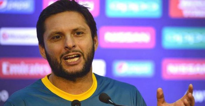 Shahid Afridi reveals his list of fascinating players; picks only one Indian