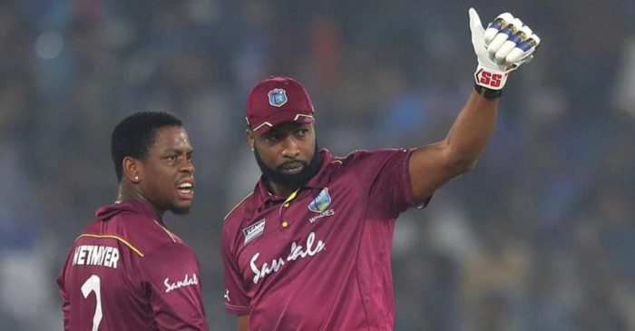 Cricket West Indies names a 15-man squad for upcoming ODI series against Australia