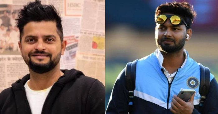 Suresh Raina picks 3 Indian youngsters who impress him; describes why Rishabh Pant misses out
