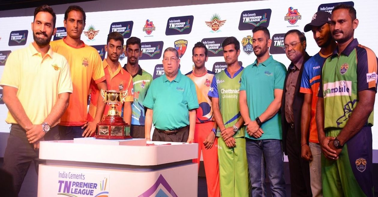 TNPL 2021 to begin on July 19; here's the complete schedule with match time and live telecast details
