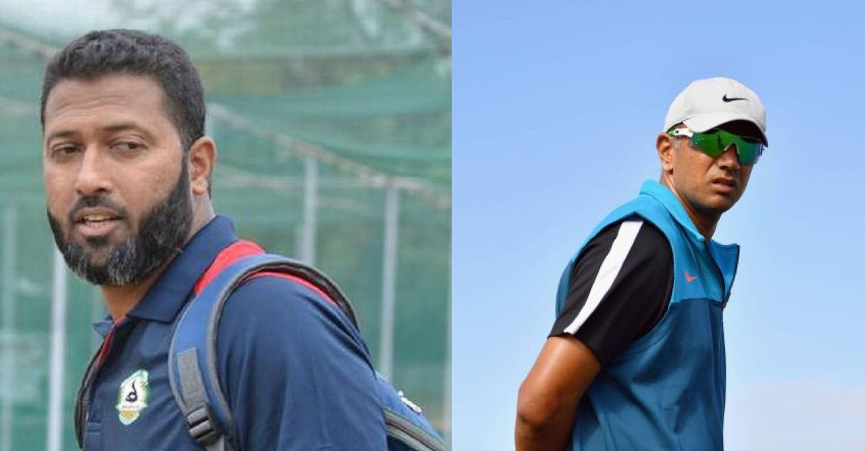 Wasim Jaffer details why Rahul Dravid should not become the full-time head coach of Team India