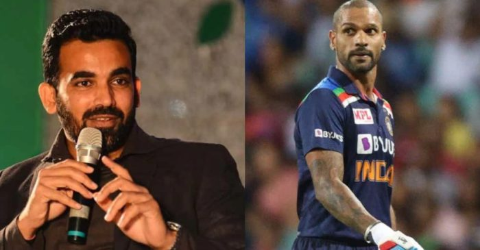T20 World Cup 2021: Zaheer Khan reveals his 15-man India's squad; leaves out Shikhar Dhawan