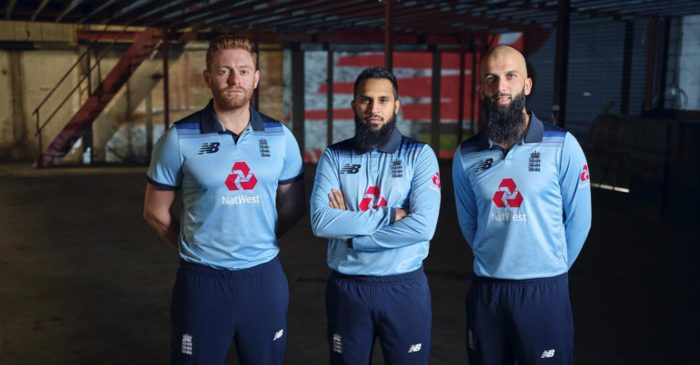 England names a 16-man squad for three-match ODI series against Pakistan