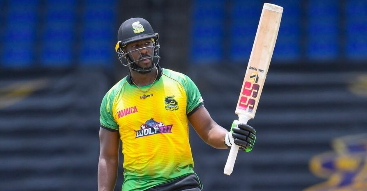 Andre Russell's fastest fifty guides Jamaica Tallawahs to biggest win in CPL history