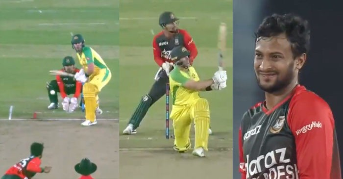 WATCH: Daniel Christian smashes Shakib Al Hasan for five sixes in an over – BAN vs AUS 2021