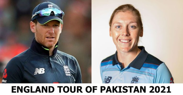 ECB confirms the fixtures of England Men's and Women's joint tour to Pakistan