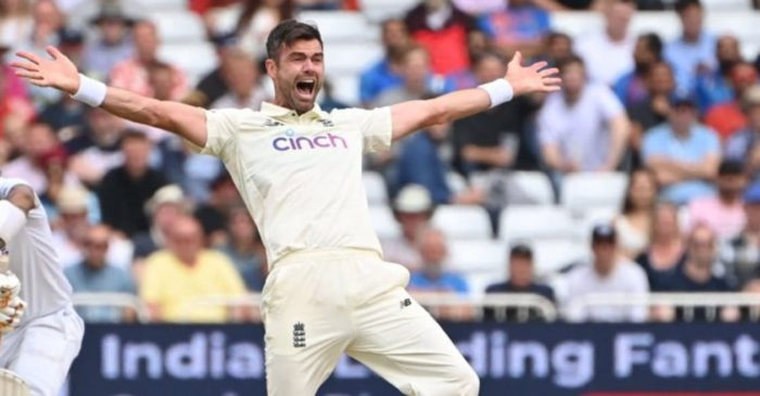 ENG vs IND: WATCH – James Anderson leapfrogs Anil Kumble to become 3rd highest wicket-taker in Test cricket