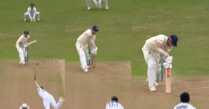 ENG vs IND: WATCH – Jasprit Bumrah cleans up James Anderson with a toe-crushing yorker in Nottingham Test
