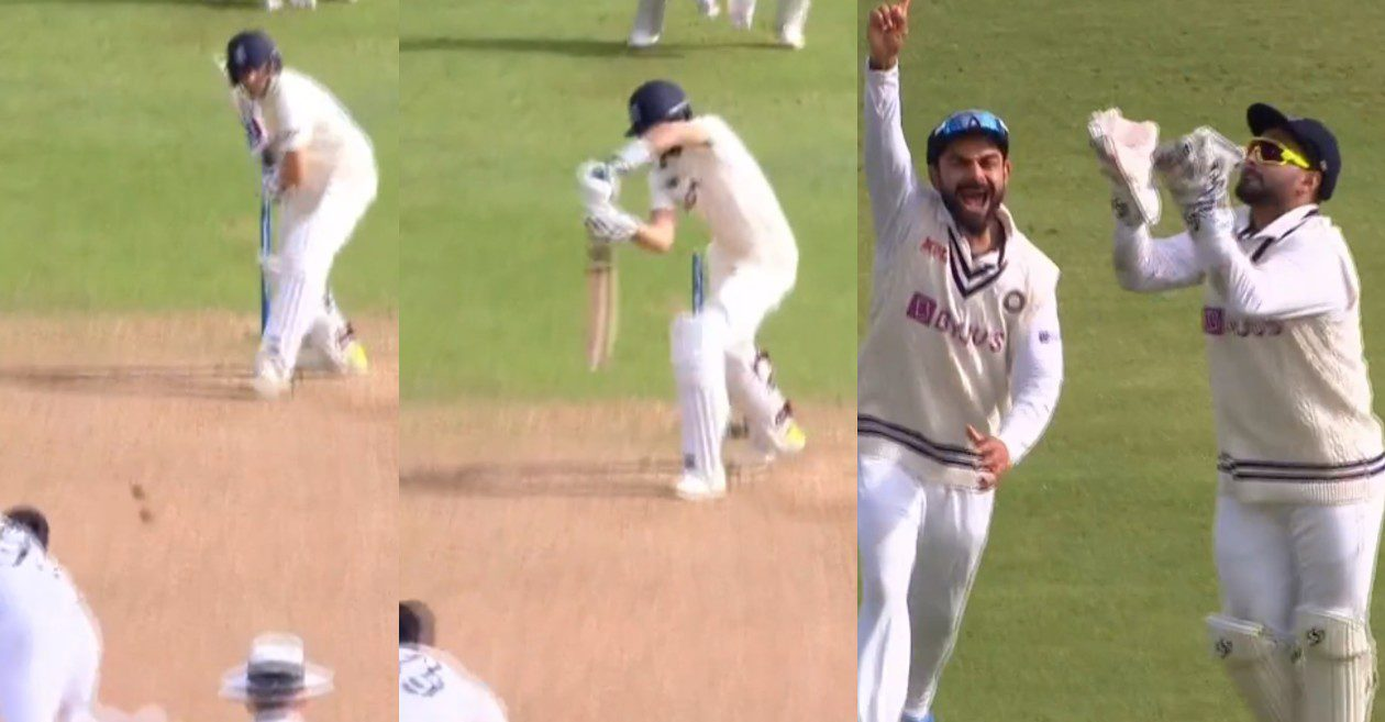 WATCH – Jasprit Bumrah dismisses centurion Joe Root with a beauty in England's second innings