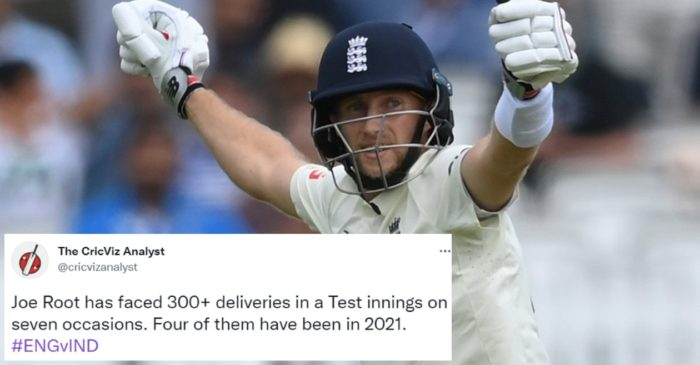 Twitter reactions: Joe Root helps England bounce back in Lords Test