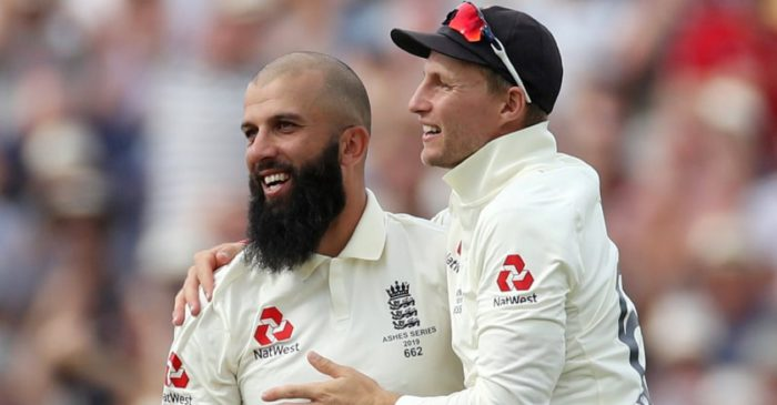 Moeen Ali added to England squad for second Test against India