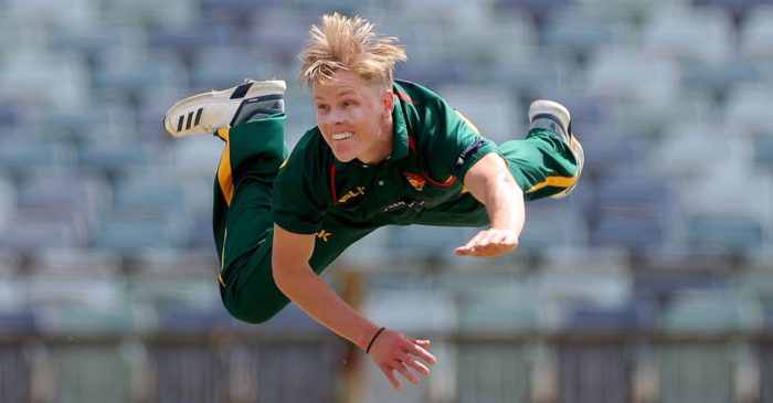 After being chased by three IPL franchises, Nathan Ellis finally joins Punjab Kings
