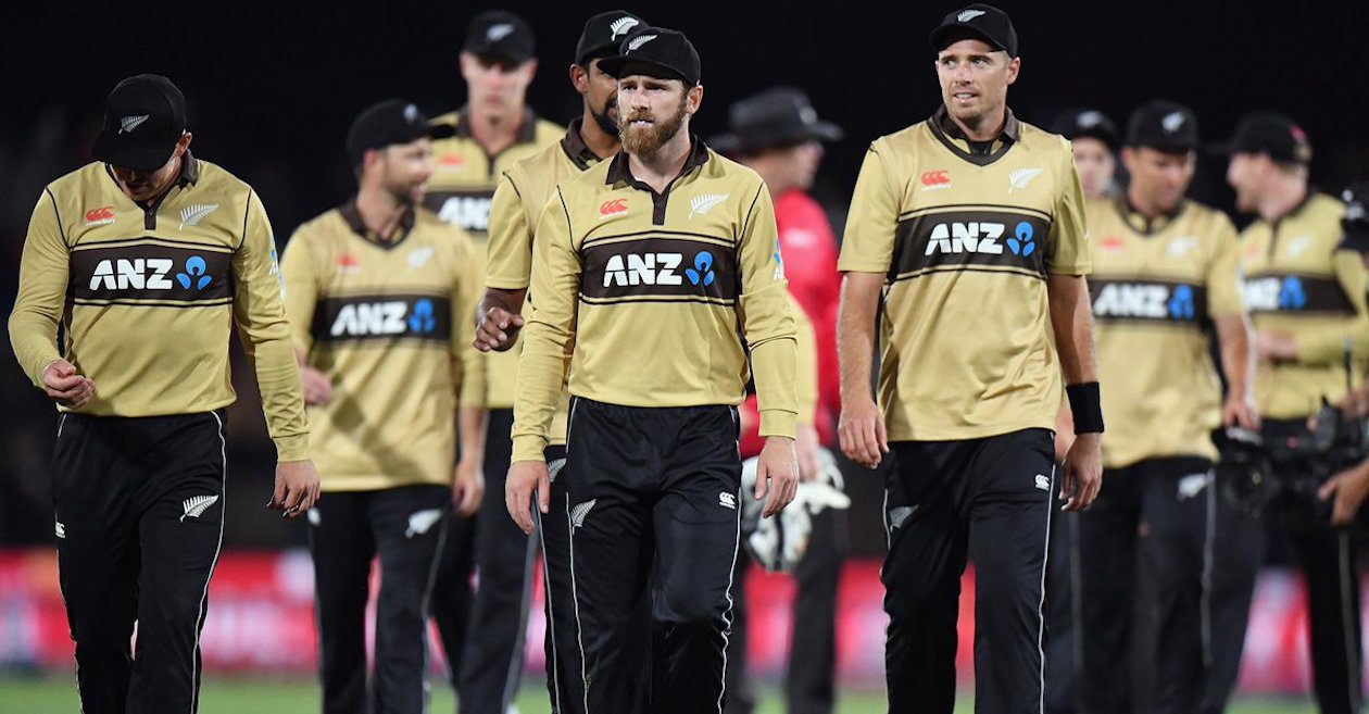 New Zealand Cricket announces squad for the ICC T20 World Cup 2021 and India T20Is