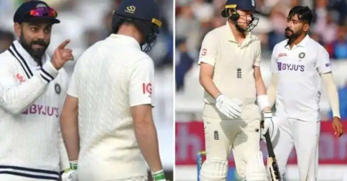 Report: Indian players refuse to give passage to Ollie Robinson during Lord's Test