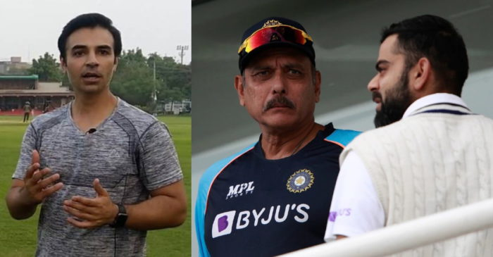 Salman Butt opines who should replace Ravi Shastri as Team India's head coach