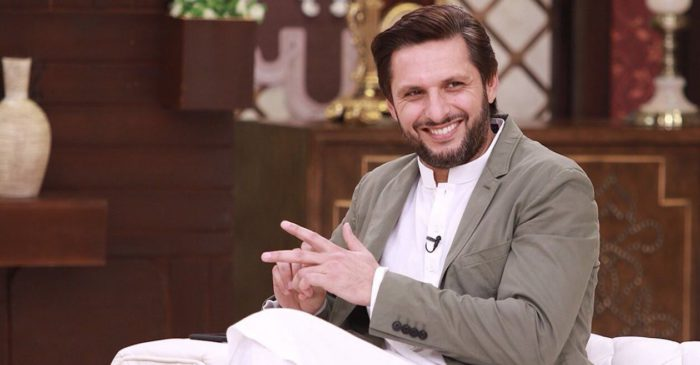 'They've come with a very positive mindset': Shahid Afridi makes a controversial statement supporting Taliban