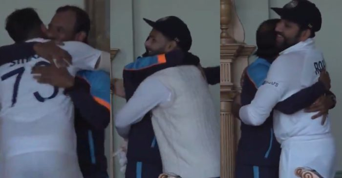WATCH – Indian players' celebration inside the pavilion after sensational victory in Lords Test