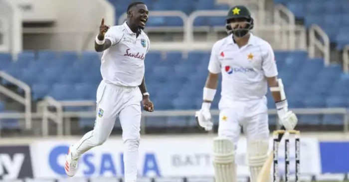 Twitter Reactions: Pakistan fights back after being bowled out for a paltry 217 in their first innings