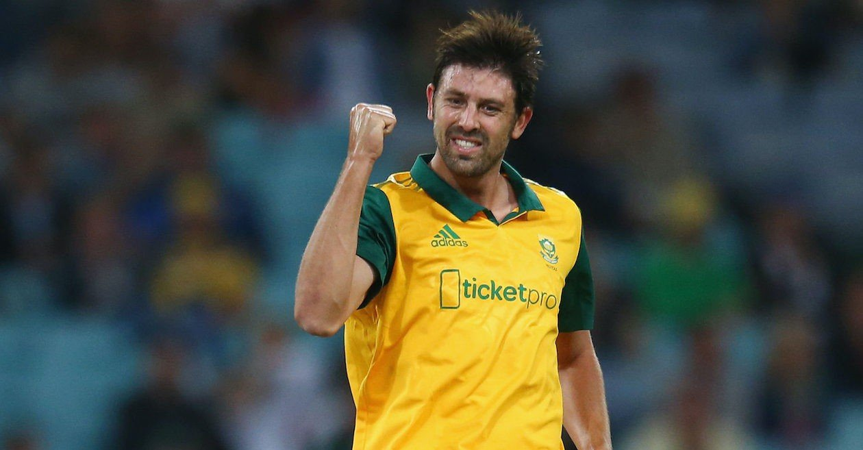 Former South Africa all-rounder David Wiese all set to represent Namibia in the T20 World Cup 2021
