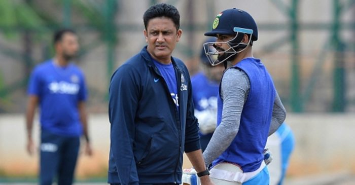 BCCI exploring ways to bring back Anil Kumble for Team India's head coach role